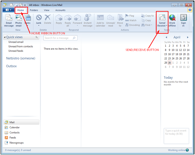 Windows Live Mail :: ABC Communications
