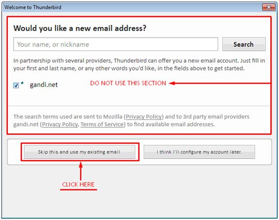 Mozilla Thunderbird :: ABC Communications